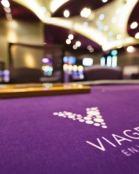 Viage Pokertafel Grand Casino Brussels