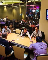 Viage Pokerroom VIP Tafel